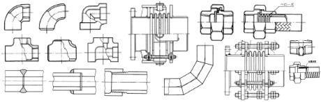 配管継手-配管規格
